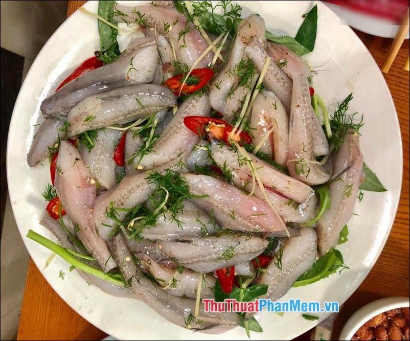 Lẩu cá Khoai