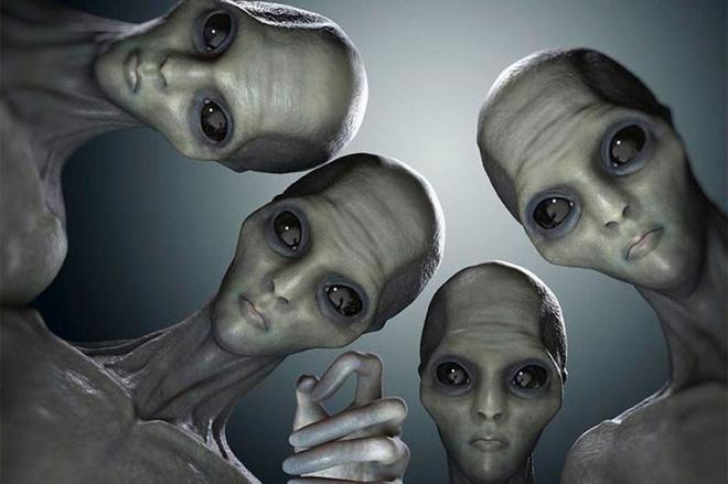 Ảnh đẹp của người ngoài hành tinh