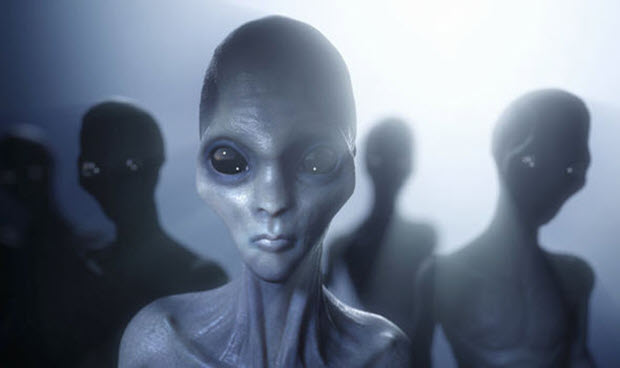 Ảnh đẹp người ngoài hành tinh