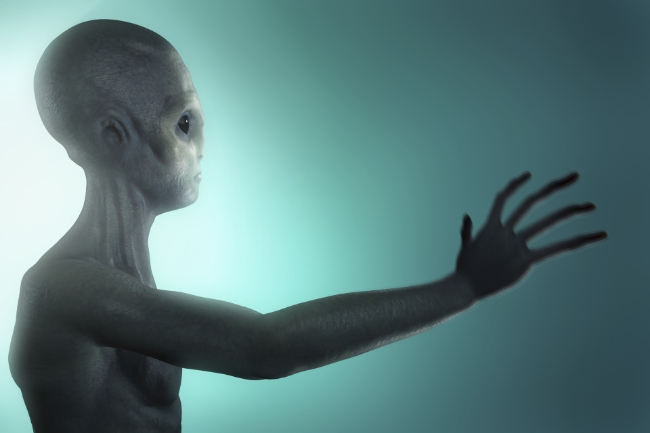 Ảnh người ngoài hành tinh cực đẹp