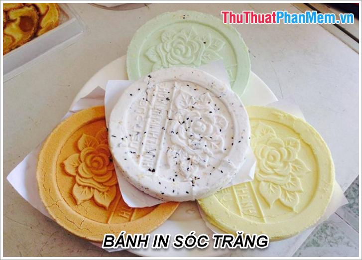 Bánh in Sóc Trăng