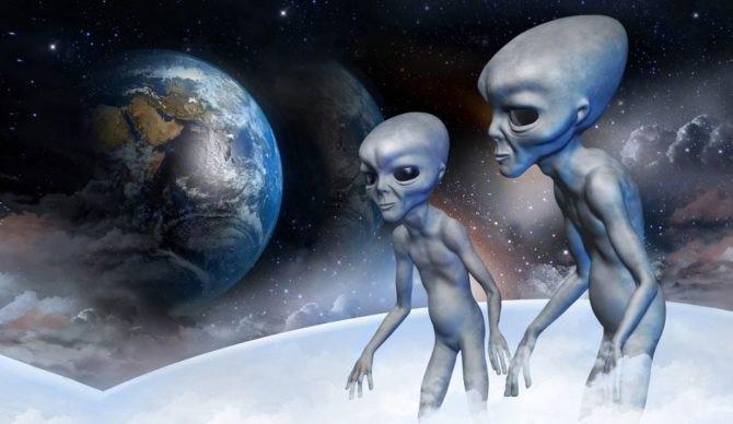 Hình ảnh của người ngoài hành tinh đẹp