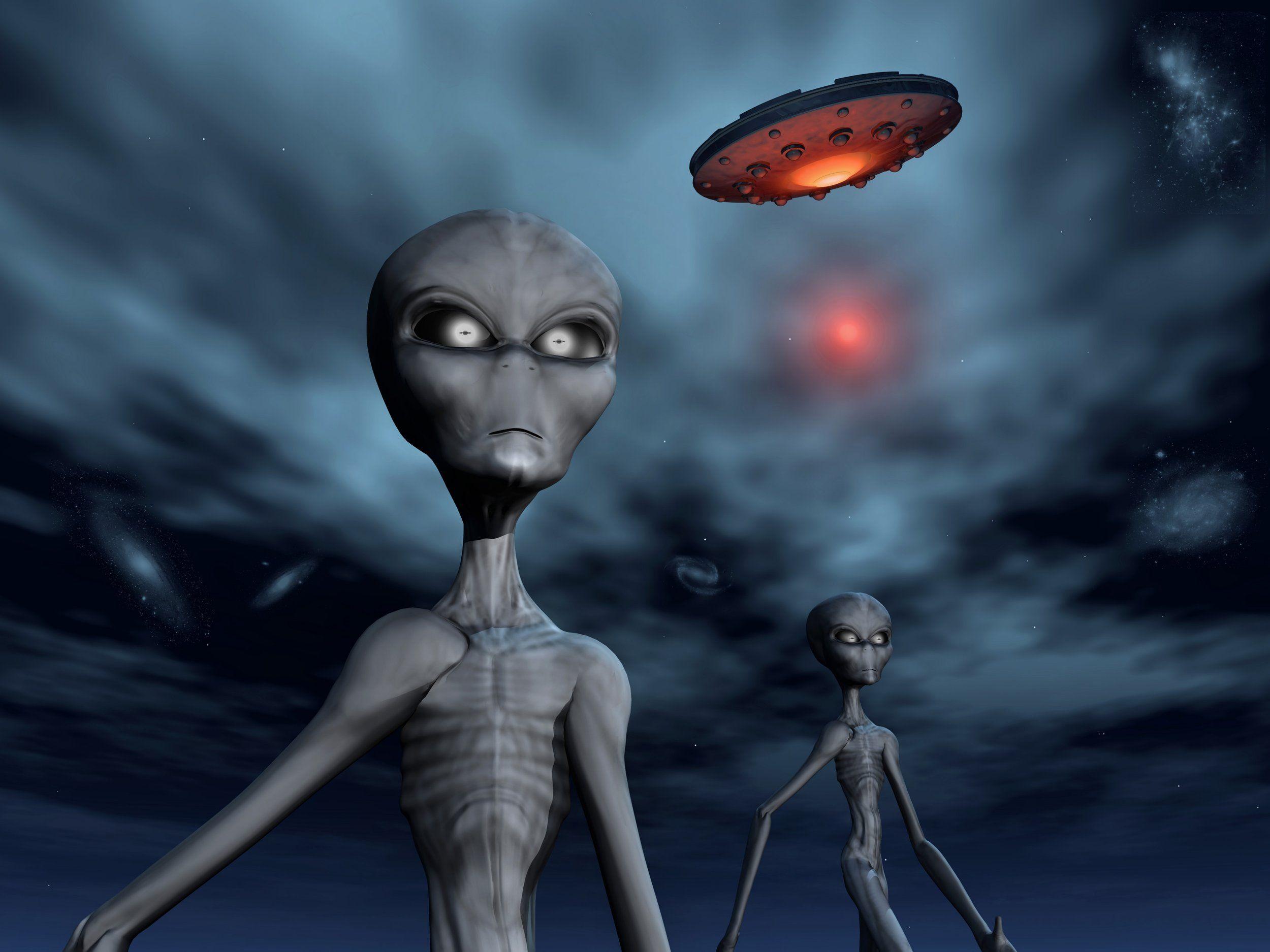 Hình ảnh của người ngoài hành tinh