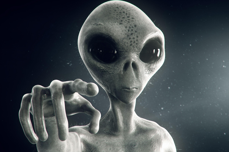 Hình ảnh đẹp người ngoài hành tinh