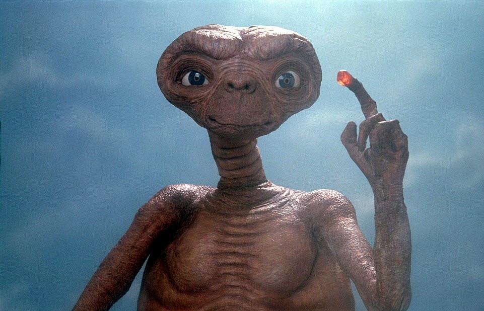 Hình ảnh đẹp nhất của người ngoài hành tinh