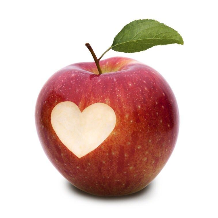 Hình ảnh đẹp nhất về quả táo