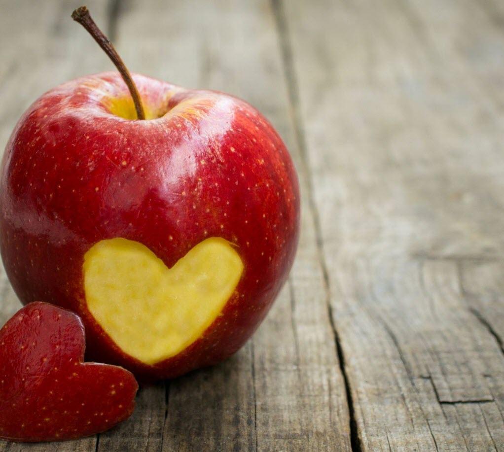 Hình ảnh quả táo apple