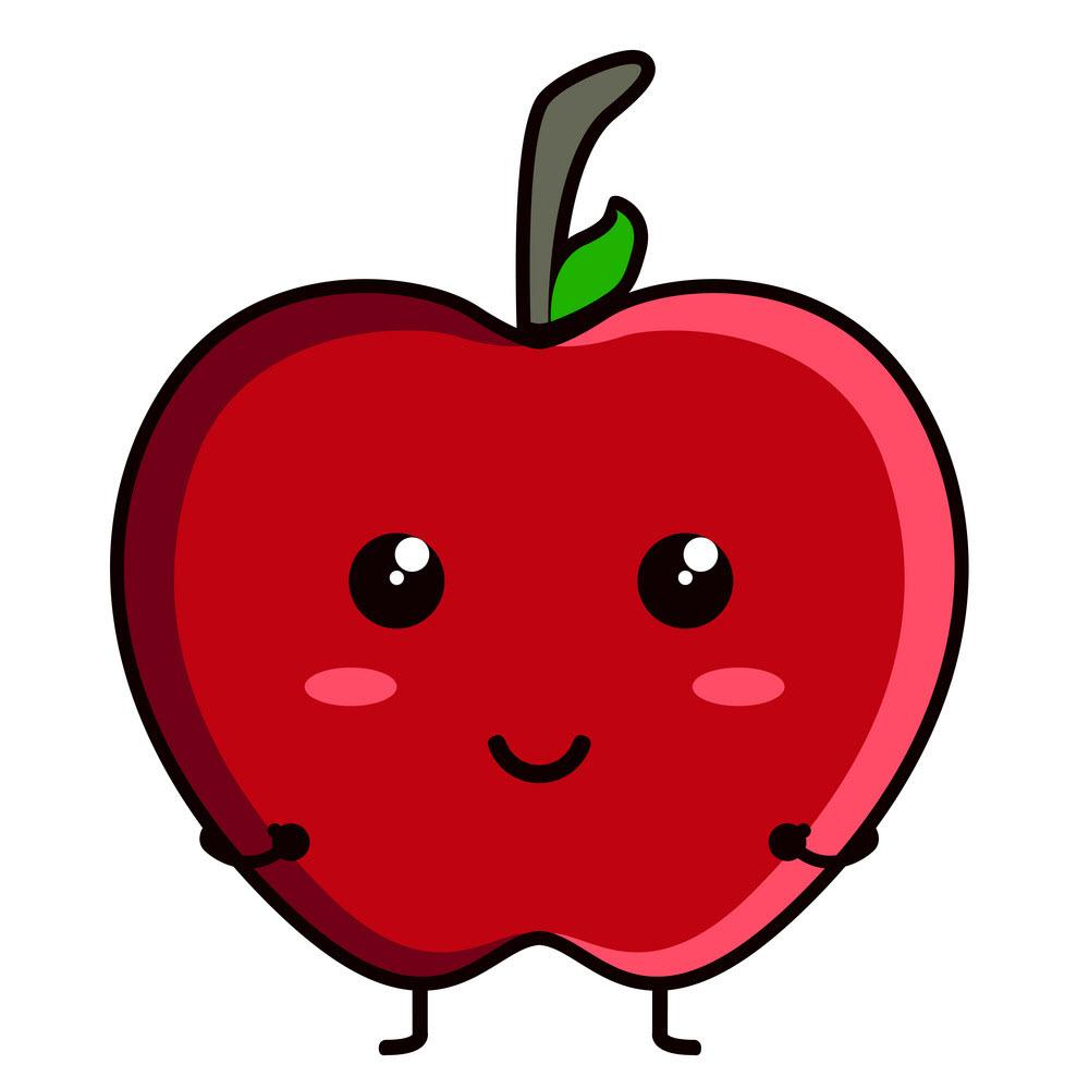 Hình ảnh quả táo đỏ đẹp