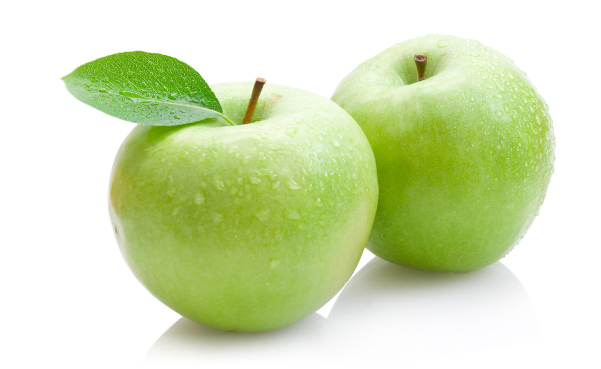 Hình ảnh quả táo xanh đẹp