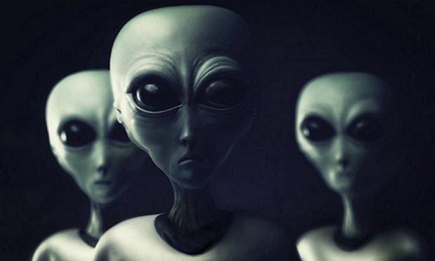 Hình ảnh ufo và người ngoài hành tinh
