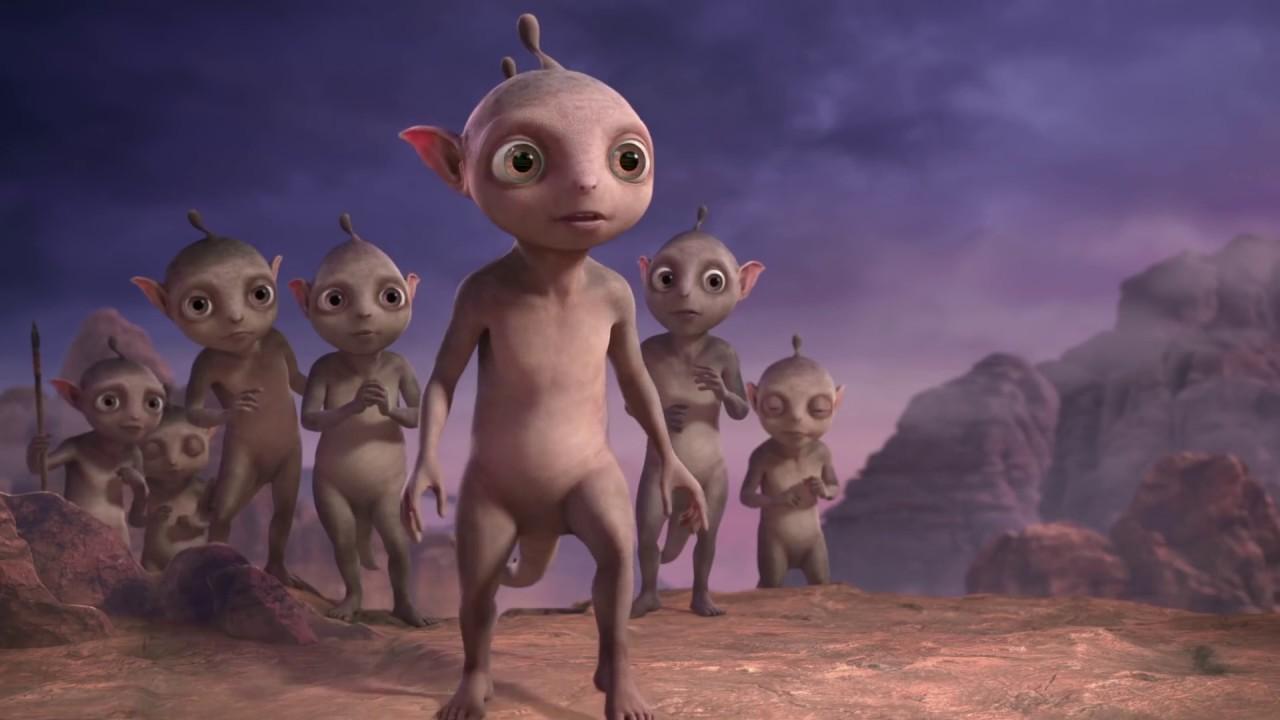 Hình ảnh về người ngoài hành tinh đẹp nhất