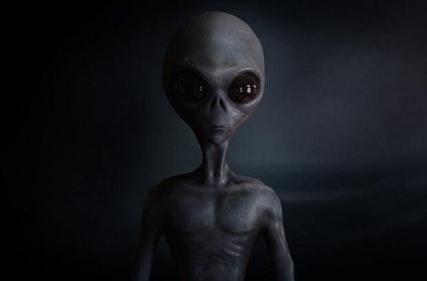 Hình ảnh về người ngoài hành tinh