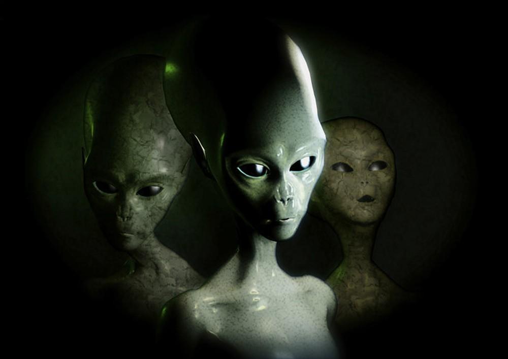 Hình đẹp người ngoài hành tinh