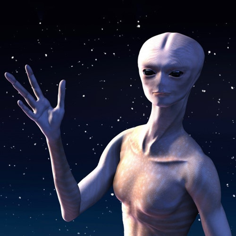 Hình đẹp nhất của người ngoài hành tinh