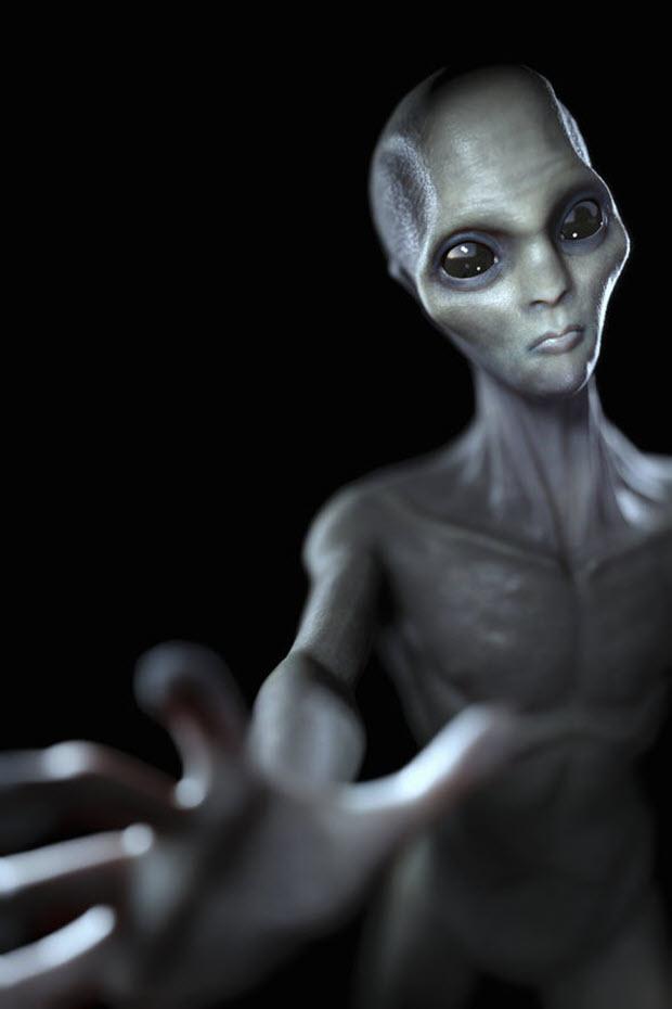Người ngoài hành tinh thời cổ đại