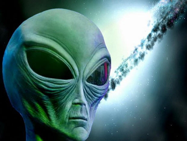 Những hình ảnh của người ngoài hành tinh