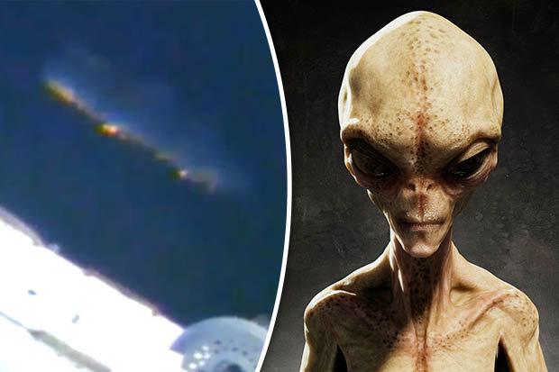 Những hình ảnh đẹp về người ngoài hành tinh