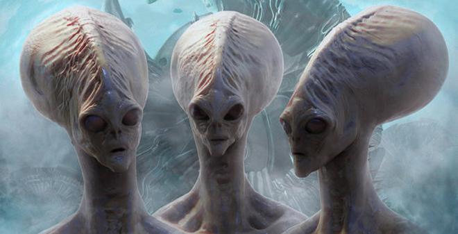 Những hình ảnh người ngoài hành tinh đẹp