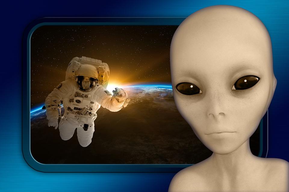 Những hình ảnh về người ngoài hành tinh đẹp