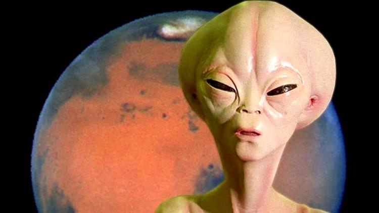 Những hình ảnh về người ngoài hành tinh