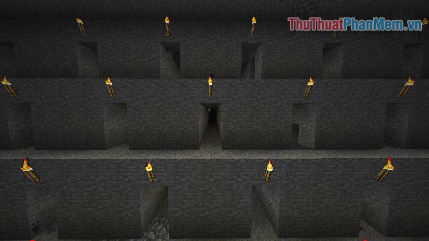hướng dẫn đào kim cương trong Minecraft (4)
