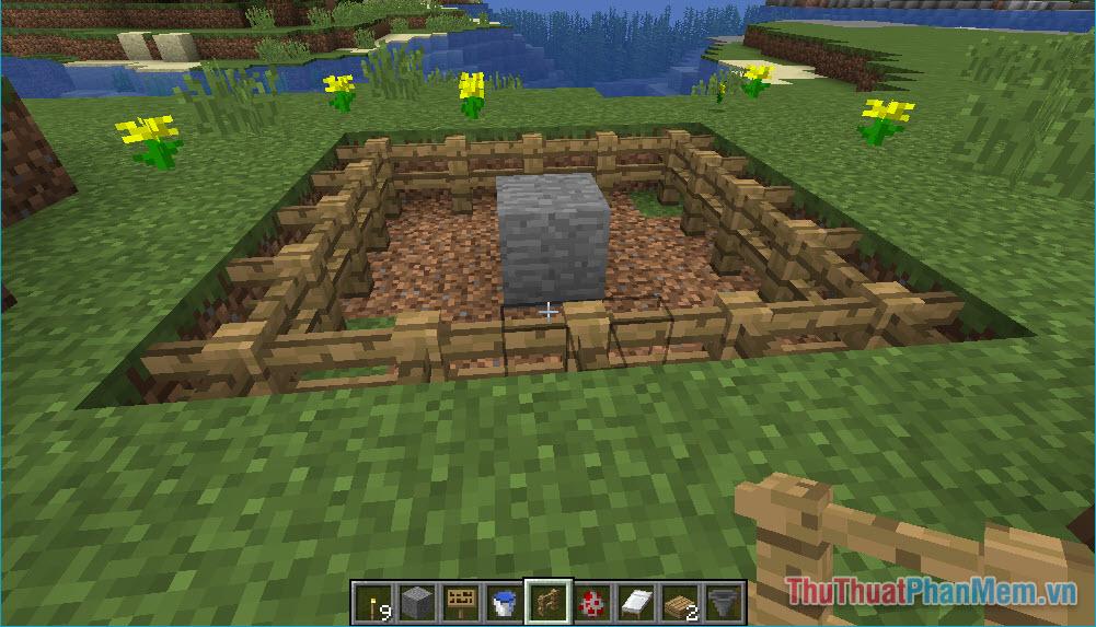 Hướng dẫn nuôi gà trong Minecraft (9)