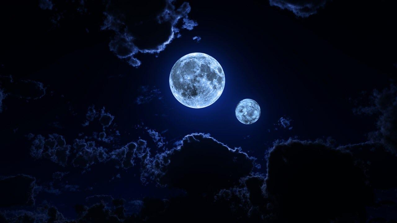 Ảnh đẹp mặt trăng