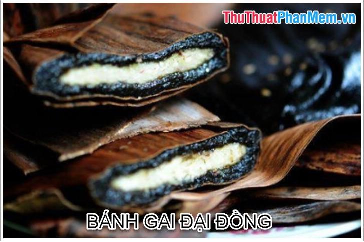 Bánh gai Đại Đồng