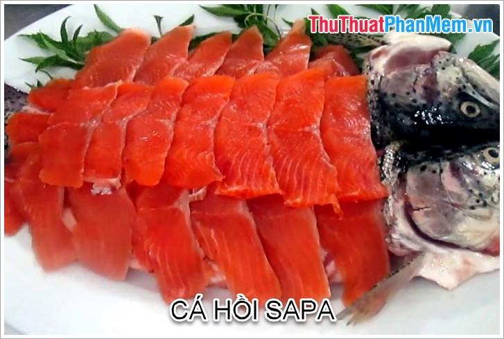 Cá Hồi Sapa