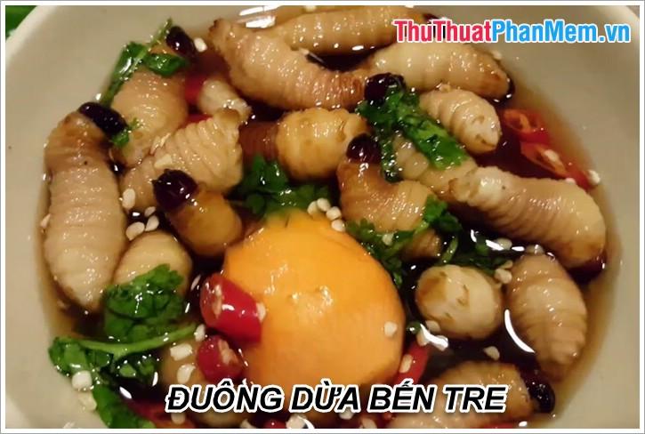 Đuông dừa Bến Tre
