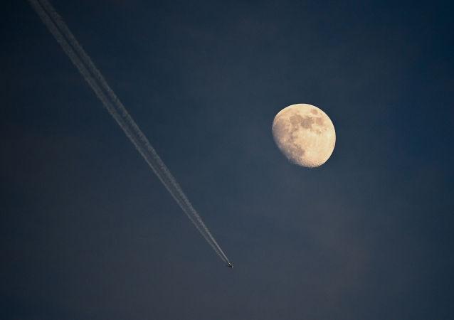 Hình ảnh mặt trăng đẹp và độc đáo