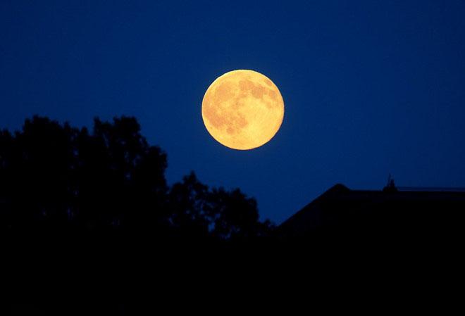 Hình ảnh trăng tròn