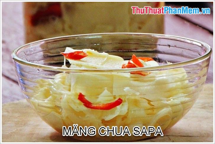 Măng chua Sapa