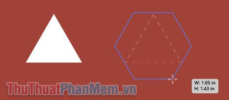 Vẽ hình tam giác (3)