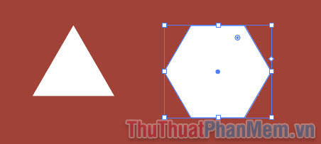 Vẽ hình tam giác (4)