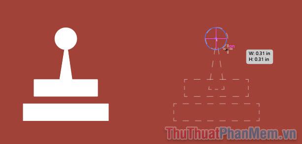 vẽ hình tròn trong Illustrator (2)