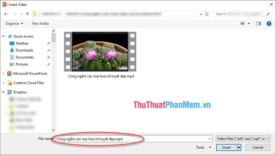 Định dạng Video