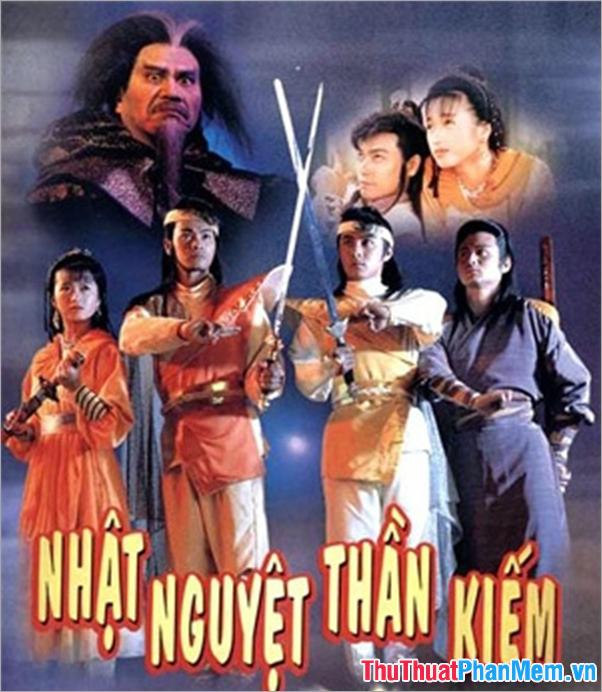 Nhật nguyệt thần kiếm 1991