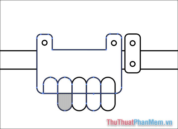 hướng dẫn vẽ hình minh họa vector từ A đến Z (12)
