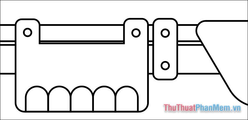hướng dẫn vẽ hình minh họa vector từ A đến Z (17)