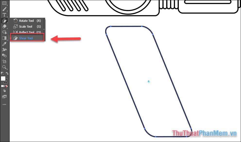 hướng dẫn vẽ hình minh họa vector từ A đến Z (25)