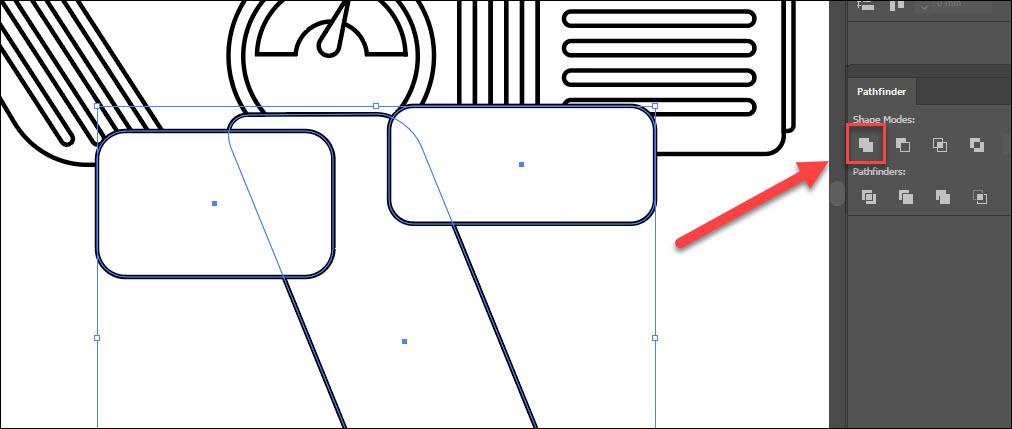 hướng dẫn vẽ hình minh họa vector từ A đến Z (26)