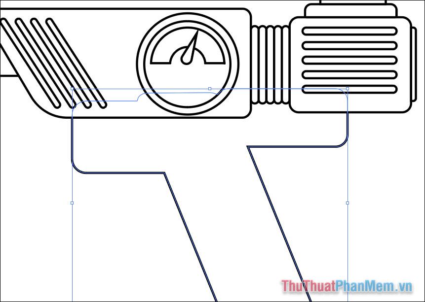 hướng dẫn vẽ hình minh họa vector từ A đến Z (27)