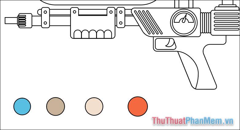 hướng dẫn vẽ hình minh họa vector từ A đến Z (35)