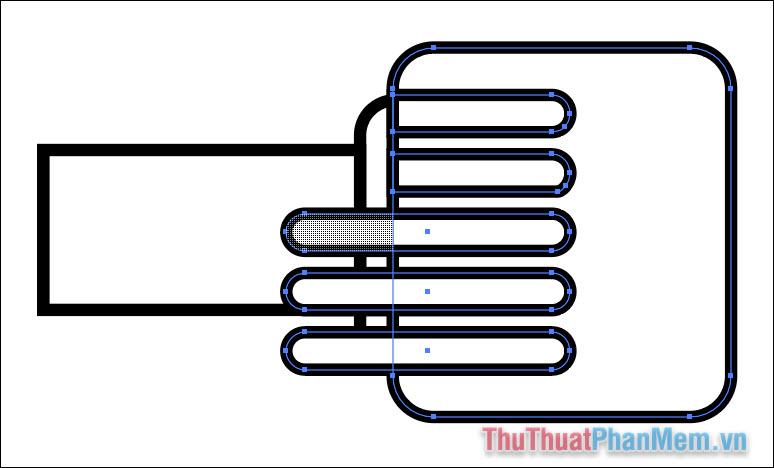 hướng dẫn vẽ hình minh họa vector từ A đến Z (3)