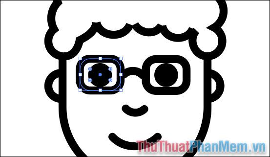 Vẽ hình minh họa avatar cơ bản bằng Adobe Illustrator (28)