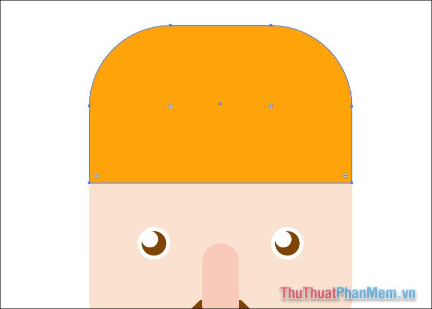 Vẽ avatar chuyên nghiệp bằng Adobe Illustrator (20)