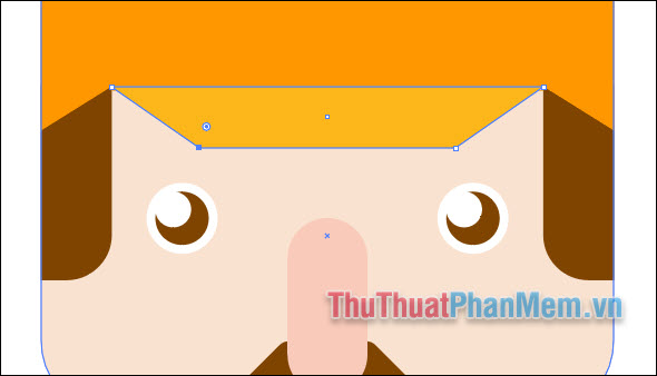 Vẽ avatar chuyên nghiệp bằng Adobe Illustrator (29)