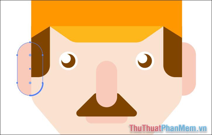 Vẽ avatar chuyên nghiệp bằng Adobe Illustrator (33)