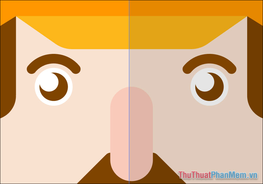 Vẽ avatar chuyên nghiệp bằng Adobe Illustrator (52)